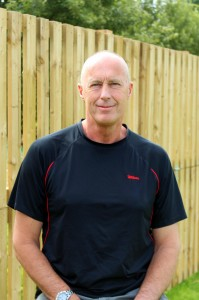 Club Coach – Colin Campbell